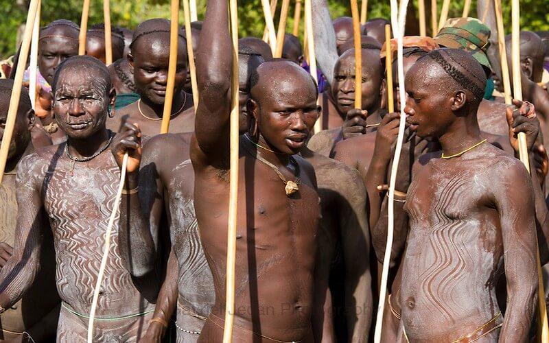 Surma Tribes, Nuér & Agnuak –Trekking