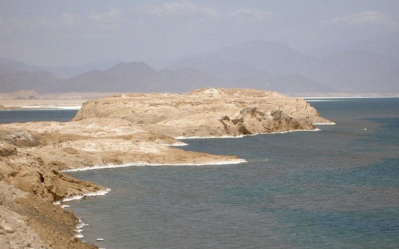 Visit lake Assal,Djibouti