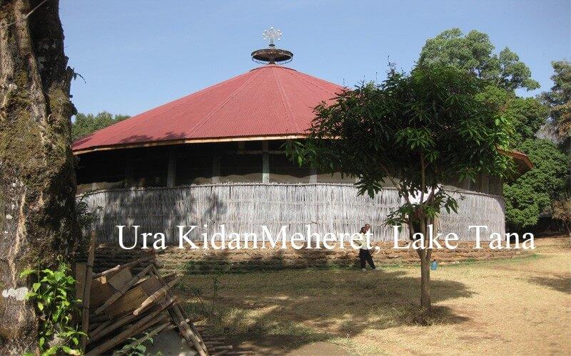 Monasteries on Lake Tana